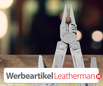 Werbeartikel-Leatherman-Shop